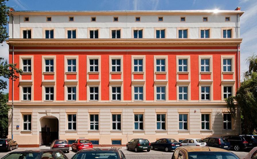 Budynek kancelarii notarialnej Tarkowski we Wrocławiu - Wrocław, Krzyki